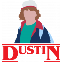 Дастин из Странных Дел (Dustin from Stranger Things)