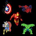 Супергерои (Персонажи Комиксов)